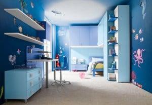 Αντιμουχλικά χρώματα για παιδικά δωμάτια