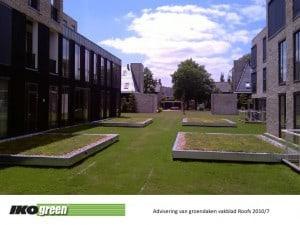 1. Πράσινα δώματα – ταρατσόκηποι - Οφέλη